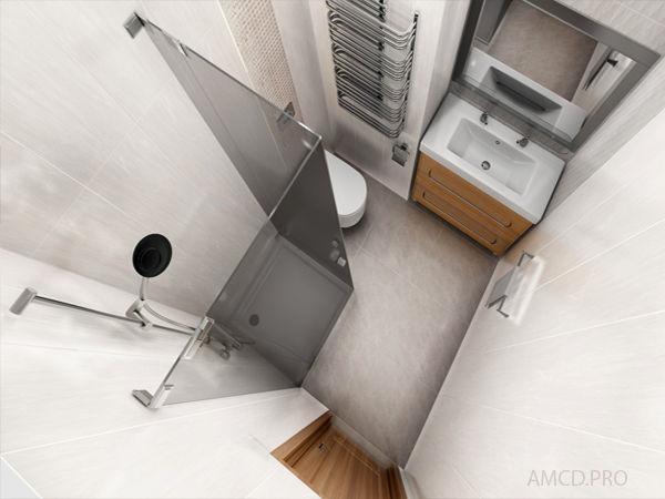 AMCD, Надежда Ращупкина, дизайн студия, дизайн интерьера ванной, дизайн ванной фото, дизайн дома, дизайн онлайн