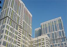 ЖК Богородский, проект AMCD, многоэтажный дом, современная архитектура