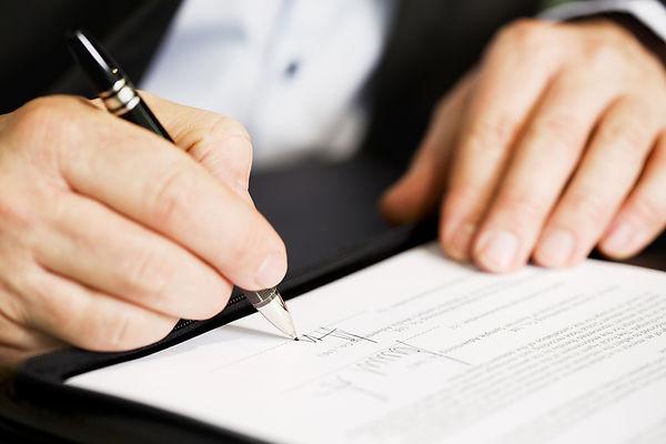 условия догвора, подписываем договор, договор