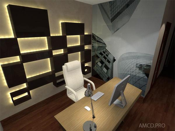 AMCD, дизайн студия, дизайн интерьера, дизайн кабинета фото, дизайн дома, дизайн онлайн