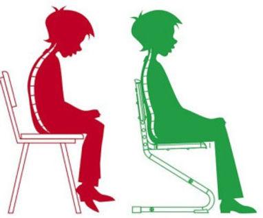 Правильный стул для ребенка, как выбрать стул для школьника