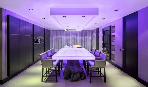 светодизайн, освещение кухни, RBG подсветка, кухня,AMCD, дизайн студия, дизайн интерьера кухни, дизайн кухни фото, дизайн дома, дизайн онлайн