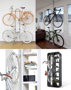 Хранение велосипеда.
