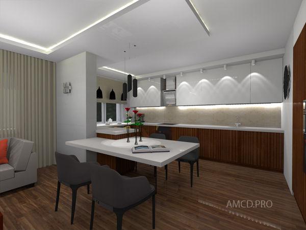 AMCD, дизайн студия, дизайн интерьера кухни, дизайн кухни фото, дизайн дома, дизайн онлайн,