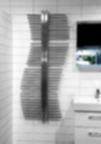 большой полотенцесушитель, водяной полотенцесушитель, как выбрать полотенцесушитель