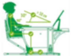 Как выбрать стул и стол для учебы