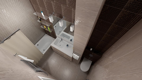 AMCD, дизайн студия, дизайн интерьера, дизайн квартиры фото, дизайн интерьера ванной, дизайн ванной фото, дизайн двухкомнатной квартиры