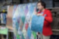 Николай  Фетисов, АРТФН, ARTFN,Kirill Ovchinnikov, Manders, Мандерс, Кирилл Овчинников, обои, настенные покрытия, AMCD, decor, design interior, декор, декор стен, художник, арт, искусство, рисунок