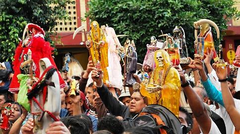 Santa Muerte - Contemporary Faith.webp