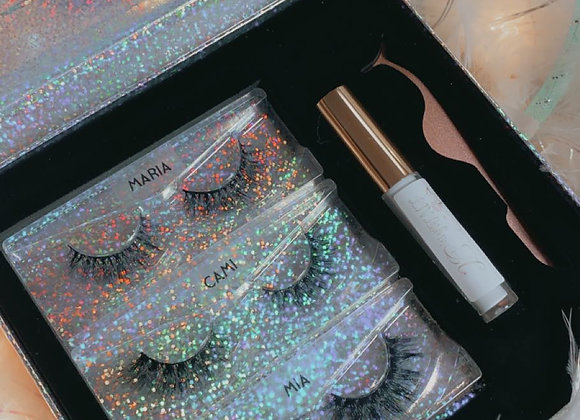 Butterfly Lash Book