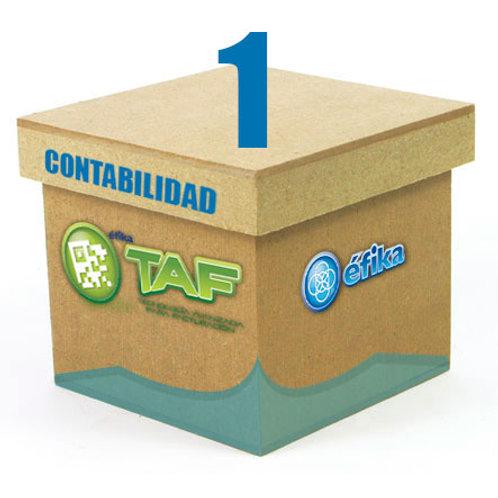 Paquete TAF Contabilidad
