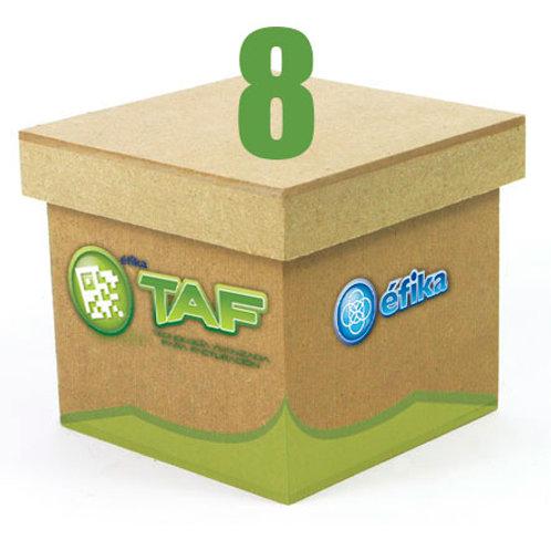 Paquete TAF 8