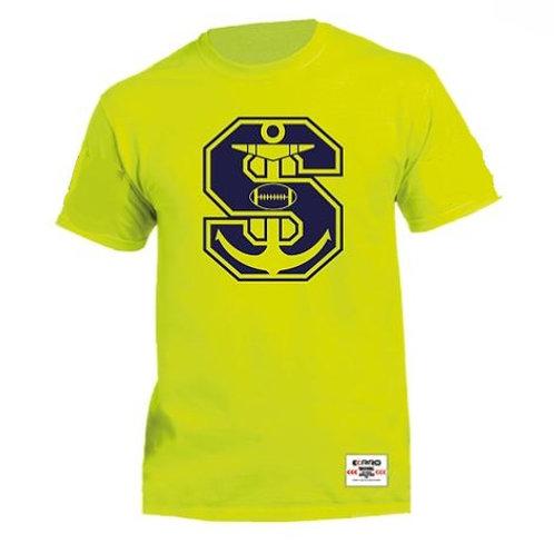 Seamen Basic T-shirt fluo KID