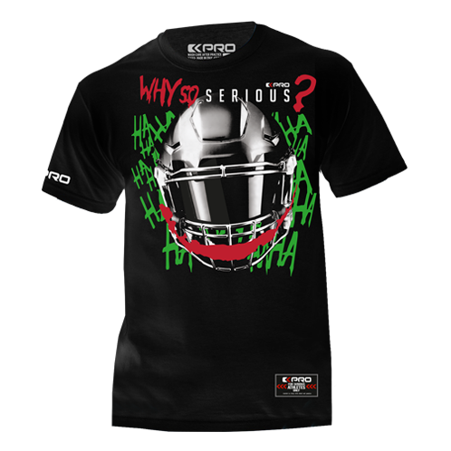 "T-Shirt Joker ""WHY SO SERIOUS?"""