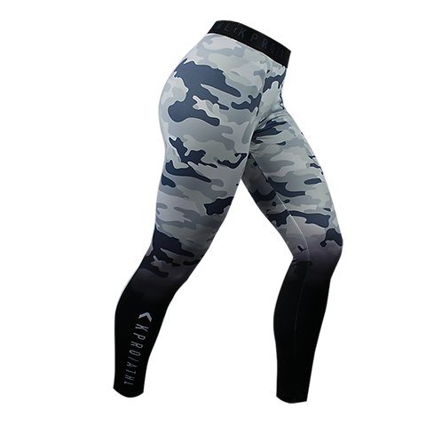 "Leggings Woman ""Ombre Camo"""