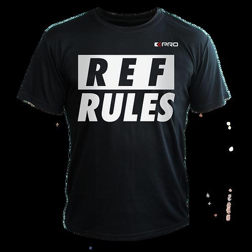 "Kpro T-Shirt ""Ref Rules"""