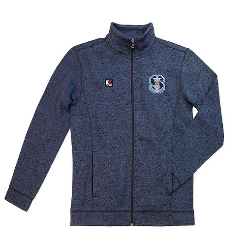 Knit Fleece Jacket Seamen
