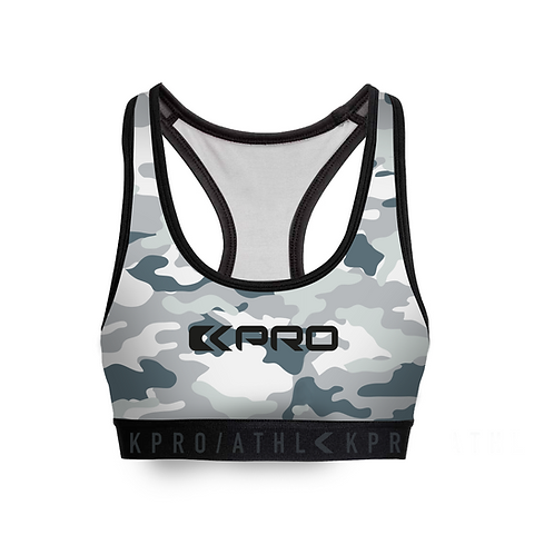 "Kpro ATHL Sports Bra ""Ombre Camo"""