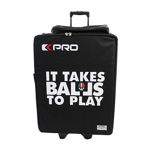 "KPRO Ball Trolley Bag ""Takes Balls"""