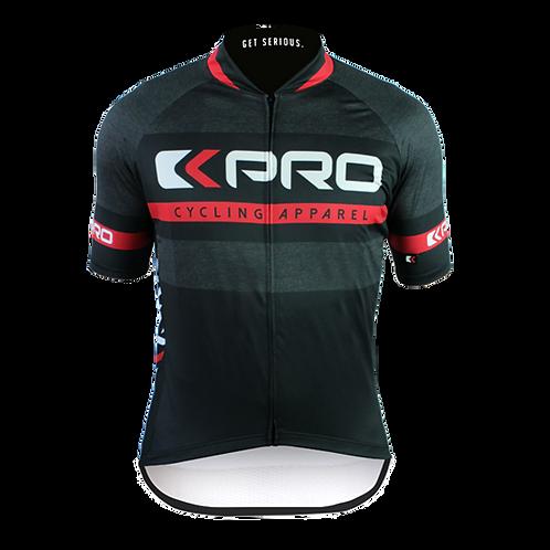 Kpro Cycling Grey Melange Jersey