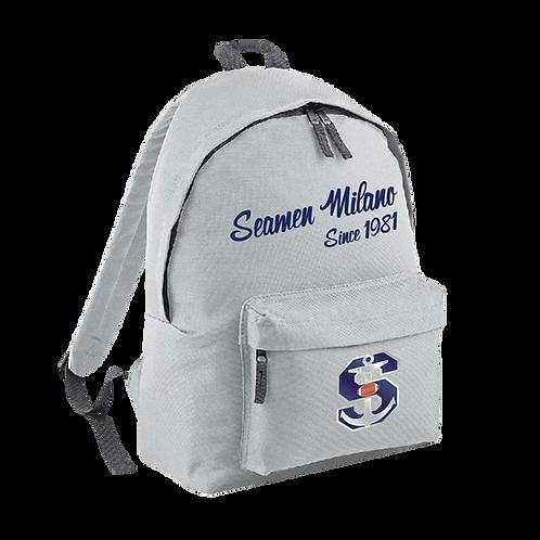seamen backpack grey