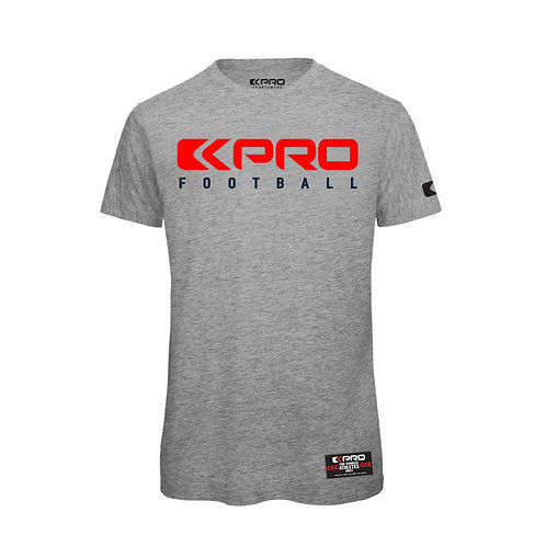 "Kpro T-shirt ""Football"" Red"