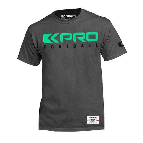 """Kpro T-shirt """"Football"""" Green"""