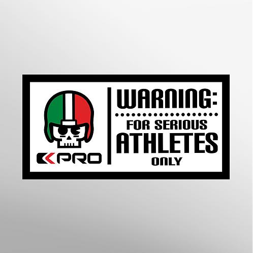 Stickers KPRO Sports
