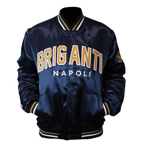 Briganti Napoli Satin Bomber