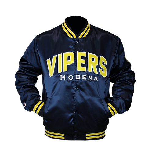 Vipers Satin Bomber