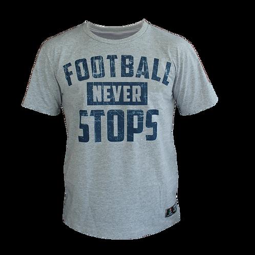 Football Never Stops