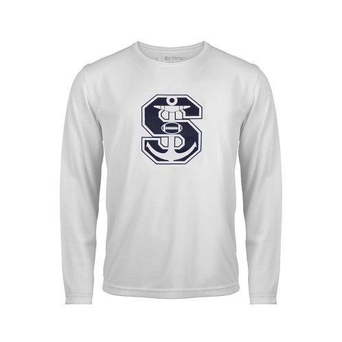 Seamen longsleeve sport shirt