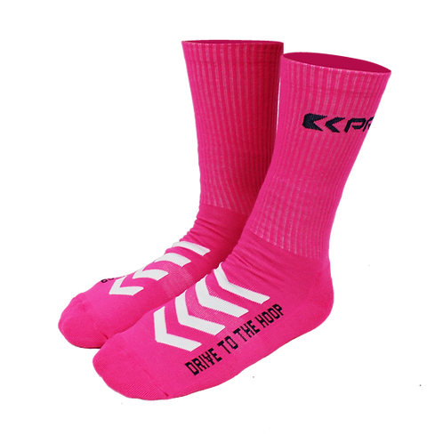 Kpro sponge socks Fluo Pink