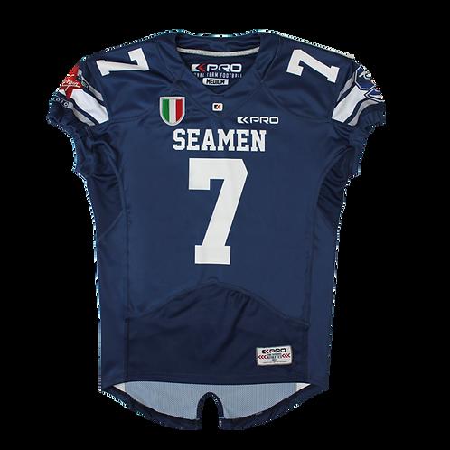Seamen Replica Jersey  #7 #14  Blue