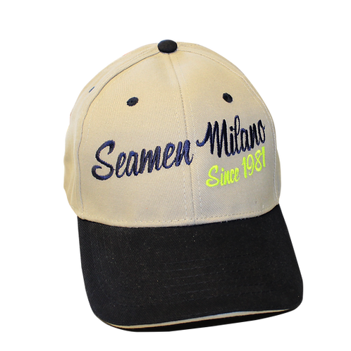 Seamen Hat Since 1981 Beige