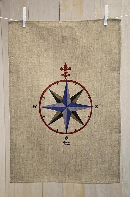 Handduk Kompassros