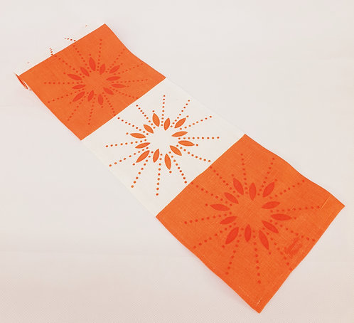 Löpare, Stjärnskott,Orange