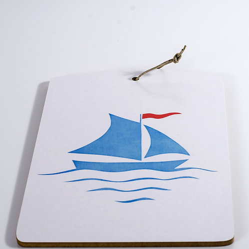 Skärbräde, Skötbåt