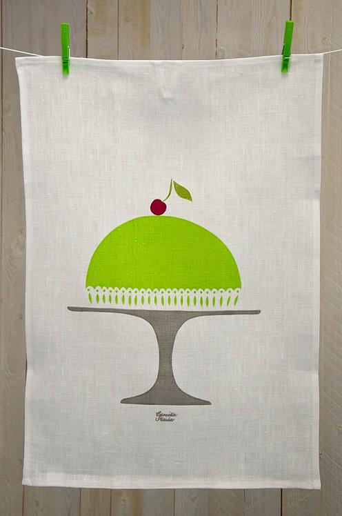 Handduk, Prinsesstårta