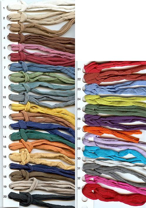 Färgprover för mattor