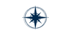 GTC Logo Navy (Compass) TRANSPARENT.png