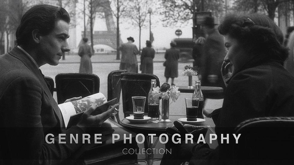 Коллекция жанровой фотографии