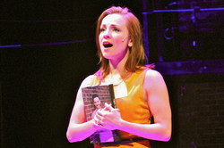 Erin as Cathy Holding book