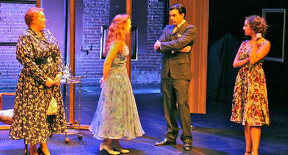 Giuseppe meets Clara & Margaret