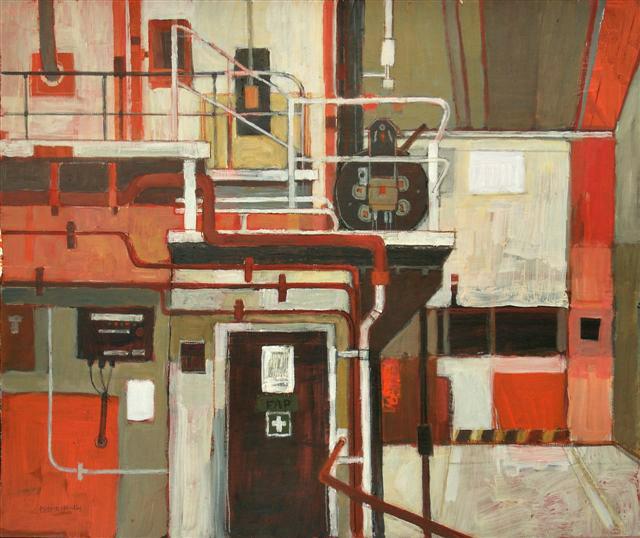 Corner of a Hanger RFA Argus. £1995
