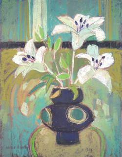 Three Lilies. £895