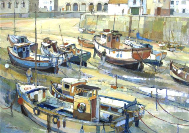 Tenby Harbour. £2650