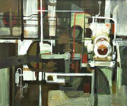 Engine Room, RFA Argus.