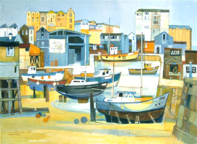 City Harbour. £2950