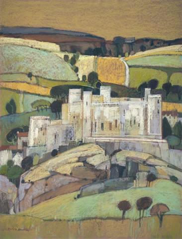 Harlech Castle. SOLD
